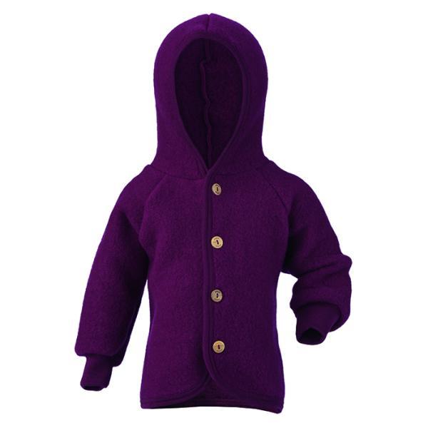 Engel Natur Kinder Fleece Jacke, in versch. Farben und Größen