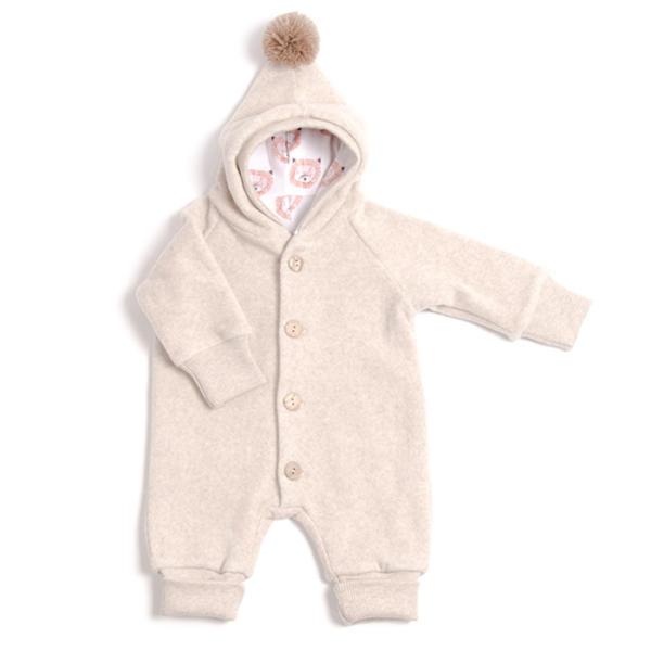 Monkind Kinder Fleece Overall, versch. Größen