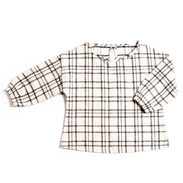 Monkind Bluse aus weichem Flanell, versch. Größen