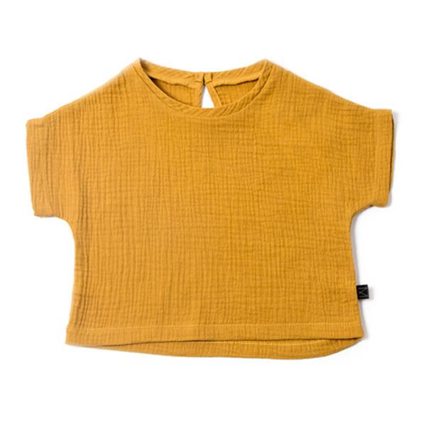 Monkind T-Shirt, Mustard, versch. Größen