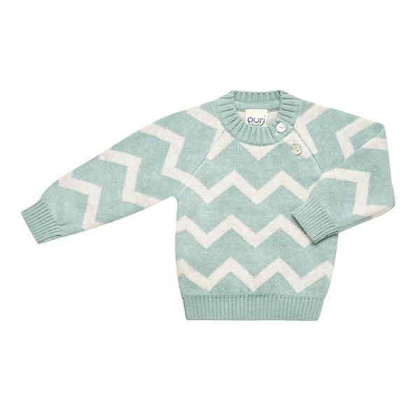 Puri Organic Kinder Pullover, versch Größen
