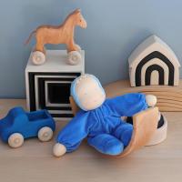 Grimms Blaue Kuschelpuppe