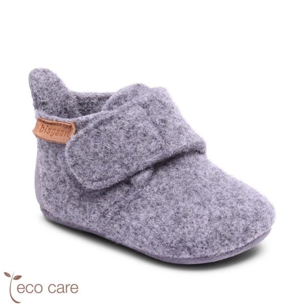 bisgaard Wool Baby Kinder Hausschuh in versch. Größen und Farben