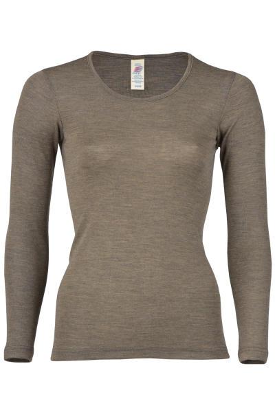 Engel Natur Damen-Shirt langarm