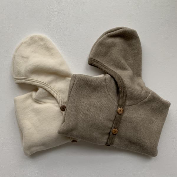 Cosilana Jäckchen aus kuscheligem Wollfleece