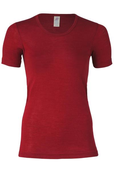 Engel Natur Damen-Shirt, kurzarm