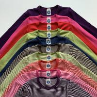 Cosilana Kinder Unterhemd aus 70% Schurwolle Kbt, 30% Seide