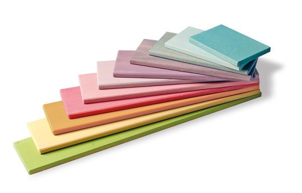 Grimms Bauplatten Pastell