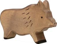 Holztiger Wildschwein, Eber
