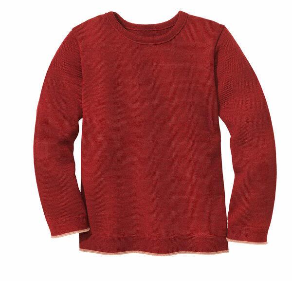 Disana Strick Pullover aus 100% Schurwolle