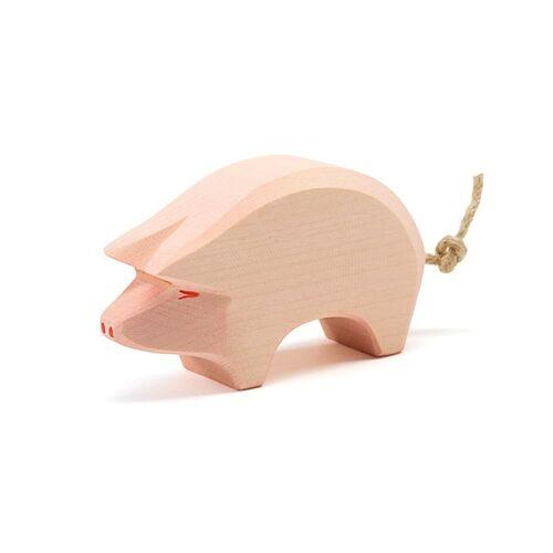 Ostheimer Schwein, Rüssel tief