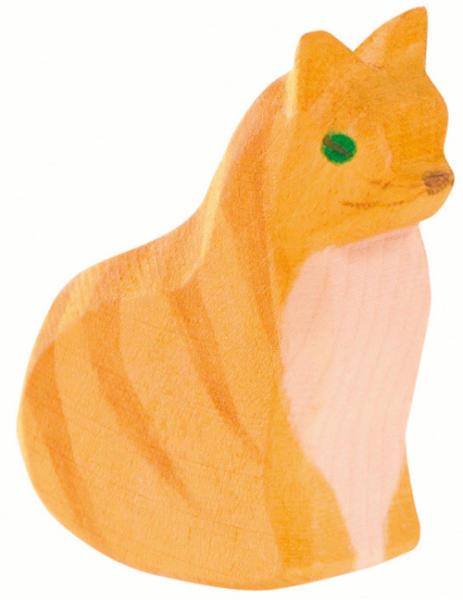 Ostheimer Katze, sitzend