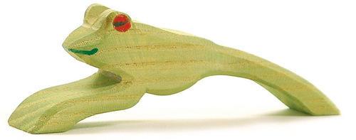 Ostheimer Frosch, springend