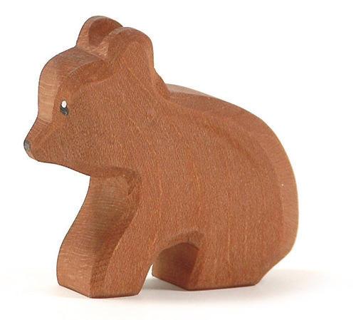 Ostheimer Bär klein, sitzend