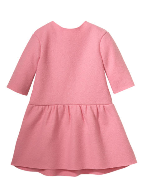 Disana Kleid aus leichtem Walkstoff