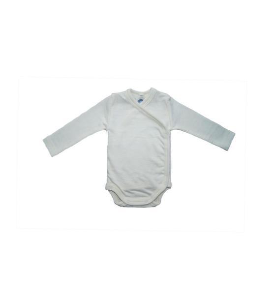 Cosilana Baby Wickel Body langarm, in versch. Größen und Farben