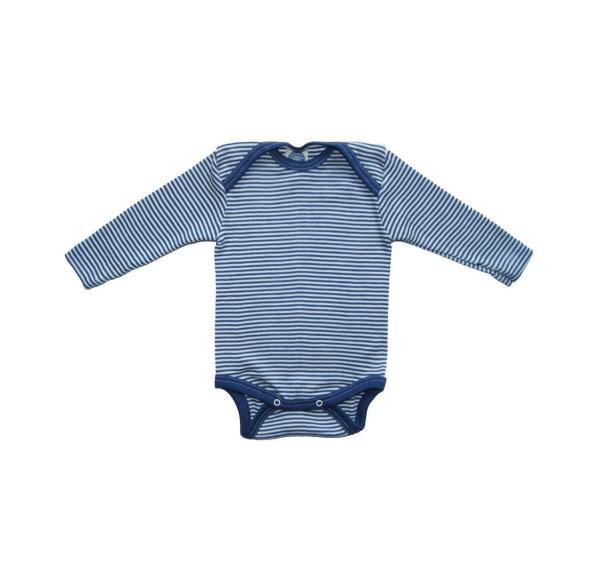 Cosilana Baby Body langarm, in versch. Größen und Farben